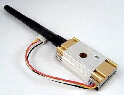 FPV vysílač LawMate 2.4GHz