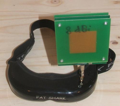 Pasivní antenna-tracking