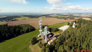 Transmitter Towers on Zvičina