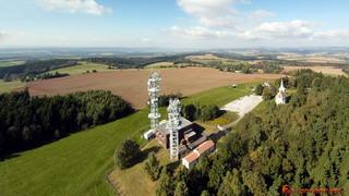 Transmitter Towers on Zvičina