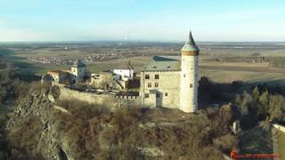 Castle Kuneticka Hill, detail