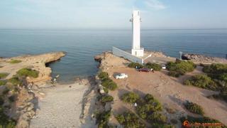 Lighthouse and Cala Mundina