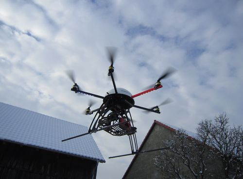 Hexacopter XL