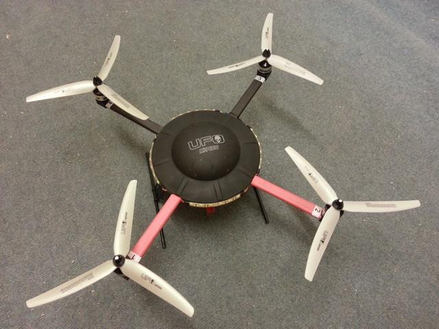 Walkera UFO MX-400