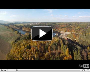 Dam Les Království, Czech Republic