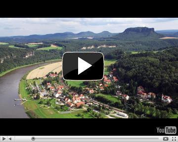 Bastei and Castel Neurathen, Germany